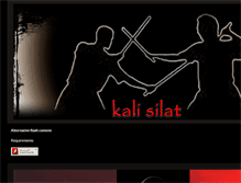 Tablet Preview of kali-silat.gr